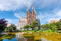 Photo de la Sagrada Familia de Barcelone