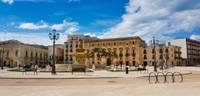 Photo du centre-ville de Bari