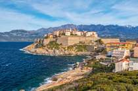 Photo de la Citadelle de Calvi en Corse