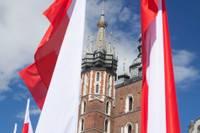 Photo du centre-ville de Cracovie