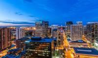 Photo du centre ville de Denver au Colorado