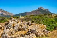 Photo de paysages corses près de Figari