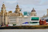 Photo du centre-ville de Liverpool
