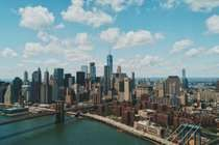 Photo de l'île de Manhattan à New York