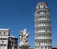 Photo de la Tour de Pise en Italie