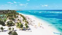 Photo d'une belle plage à Punta Cana