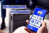 Photo du iata Travel pass